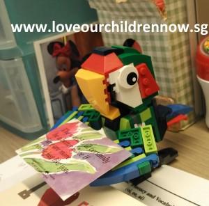 Parrot gift