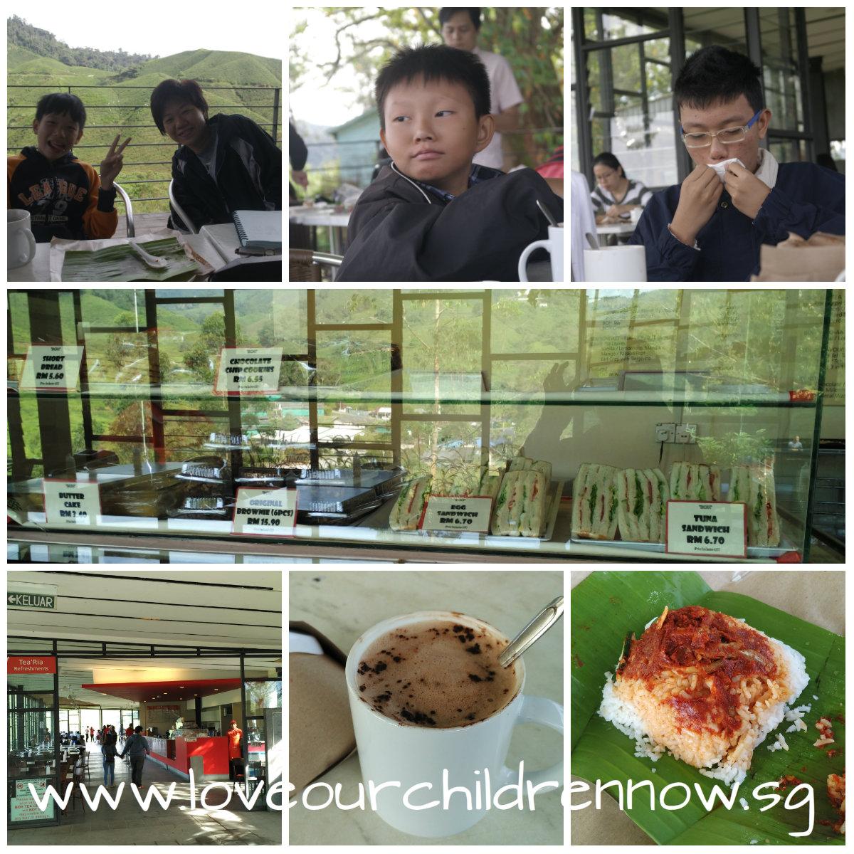 cameron-boh-tea-brinchang-breakfast